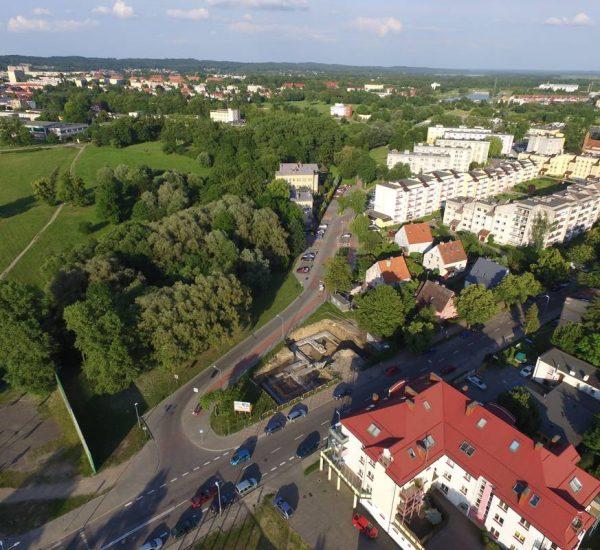 Koszalin ul. Modrzejewskiej