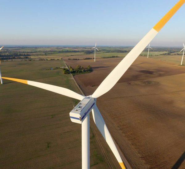 Farma wiatrowa Tymień